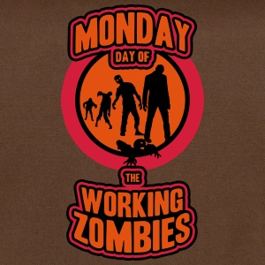 working Zombies Tee shirts - Sac à bandoulière