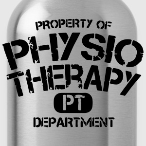 PT Departement Physiotherapie T-Shirts - Water Bottle