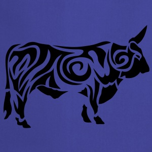taureau tribal bull tatouage tatoo 402 Tee shirts - Tablier de cuisine