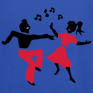retro dance jive patjila T-Shirts - Women's Tank Top by Bella