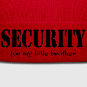 Security for my little Brother Shirts - Wintermuts