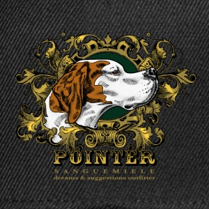 pointer_head T-Shirts - Snapback Cap