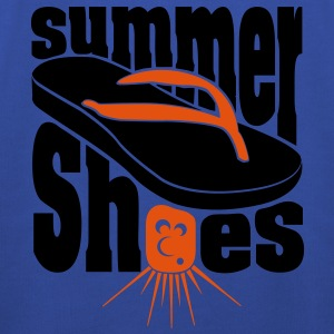 Summer Shoes Flip Flops T-shirts - Premium-Luvtröja barn