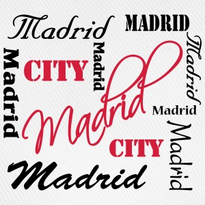 Madrid T-Shirts - Baseball Cap