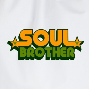 soul brother  T-shirts - Gymnastikpåse