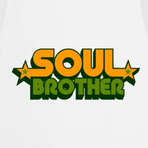 soul brother  T-Shirts - Cooking Apron