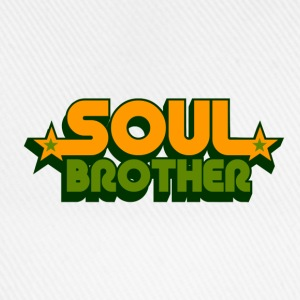 soul brother T-Shirts - Baseballkappe