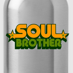 soul brother  Camisetas - Cantimplora