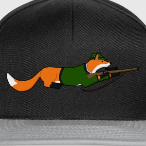 fox Hunting T-Shirts - Snapback Cap