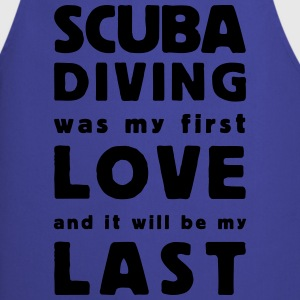 scuba diving  was my first love  T-paidat - Esiliina
