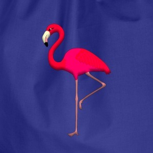 Flamingo T-shirts - Gymtas