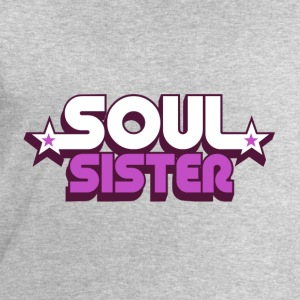 soul sister  T-Shirts - Men's Sweatshirt by Stanley & Stella