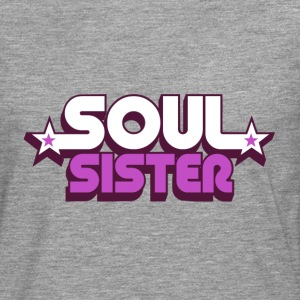 soul sister Tee shirts - T-shirt manches longues Premium Homme