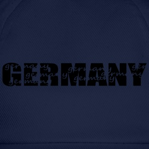 Germany T-shirts - Basebollkeps