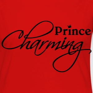 Prince Charming Tee shirts - T-shirt manches longues Premium Femme