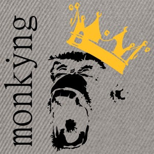 Monkey King Monkyng  Tee shirts - Casquette snapback