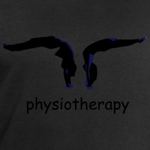 physiotherapy body move  T-Shirts - Men's Sweatshirt by Stanley & Stella