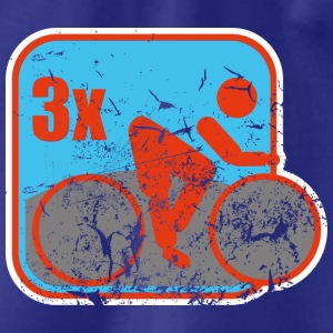 triathlon used look T-shirts - Sportstaske
