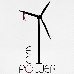 Windmill Eco Power  T-shirts - Basebollkeps