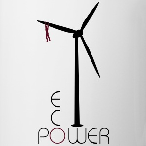 Windmill Eco Power  Tee shirts - Tasse