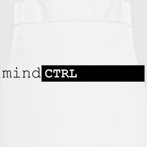 mindctrl MindControl Control your mind 1c Hoodies & Sweatshirts - Cooking Apron