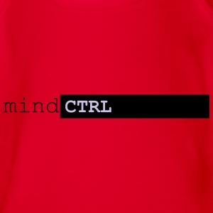 mindctrl MindControl Control your mind 2c Shirts - Organic Short-sleeved Baby Bodysuit