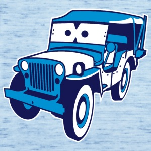 Cars for Kids: Safari-Jeep T-shirts - Tanktopp dam från Bella