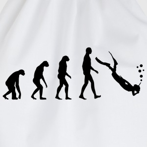 Evolution dive T-shirts - Gymnastikpåse