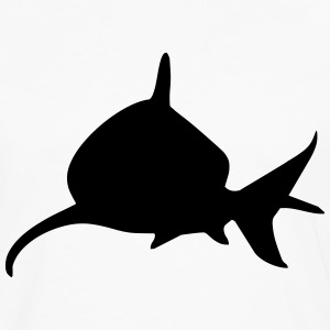 Shark T-Shirts - Men's Premium Longsleeve Shirt
