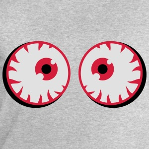 Horror Eyes Tee shirts - Sweat-shirt Homme Stanley & Stella