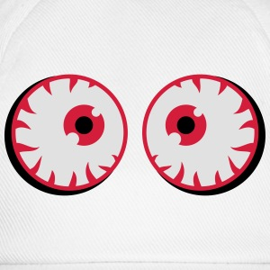 Horror Eyes Tee shirts - Casquette classique