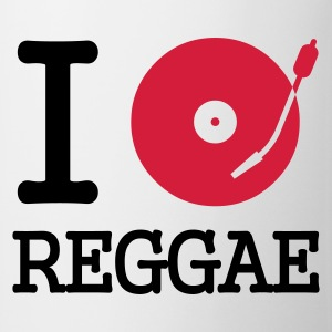 I dj / play / listen to reggae - Mugg