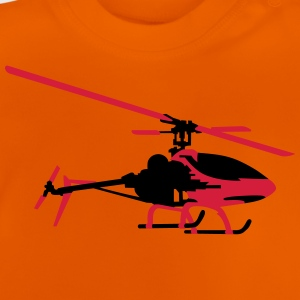 helicopter model T-shirts - Baby-T-shirt