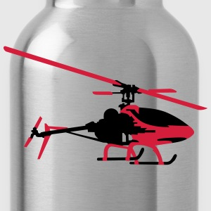 helicopter model Shirts - Drinkfles