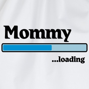 Mommy Loading T-shirts - Gymtas