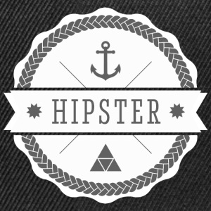 hipster  hipster  Magliette - Snapback Cap