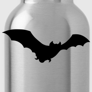 bat halloween T-Shirts - Trinkflasche