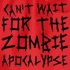 Can't wait for the Zombie Apocalypse Pullover & Hoodies - Turnbeutel
