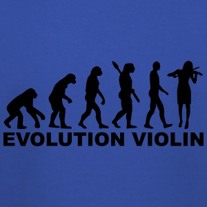 Evolution Violin T-Shirts - Kinder Premium Hoodie