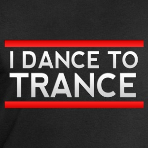 I Dance to Trance T-Shirts - Men's Sweatshirt by Stanley & Stella
