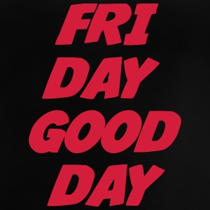 Friday Good Day Skjorter - Baby-T-skjorte