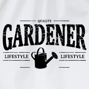 Gardener T-Shirts - Drawstring Bag