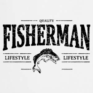 Fisherman T-Shirts - Cooking Apron