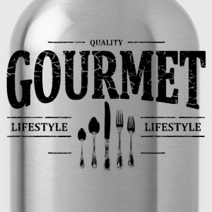 Gourmet T-Shirts - Water Bottle