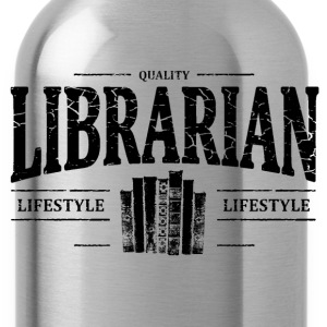 Librarian T-Shirts - Water Bottle