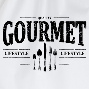 Gourmet Hoodies & Sweatshirts - Drawstring Bag