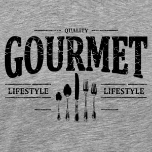 Gourmet Hoodies & Sweatshirts - Men's Premium T-Shirt