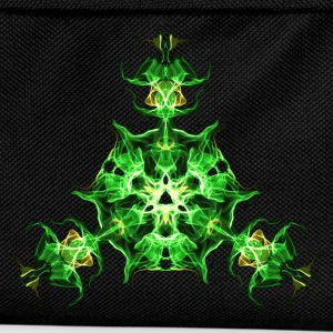 Force Shield, Power, Superhero, Fractal, Energy T-Shirts - Kids' Backpack