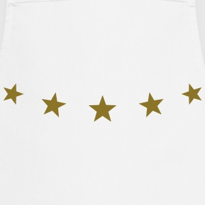 5 Stars, Gold, Best, Winner, Champion, Birthday, T - Cooking Apron