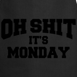 Oh Shit - It's Monday Sweaters - Keukenschort